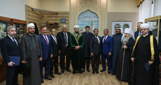 R. Minnikhanov: For 20 years, RII has become the leader of Islamic education in Russia