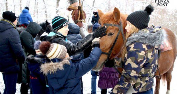 Татарская автономия Пензенской области устроила праздник сиротам