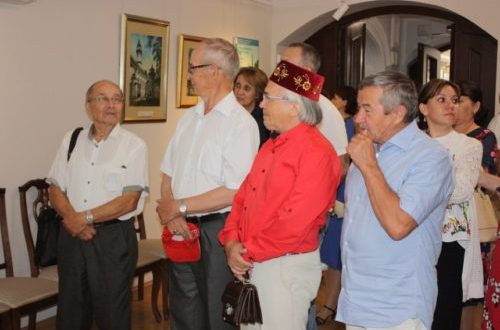 Ел вакыйгасы: Тукай әдәби музее ачылу