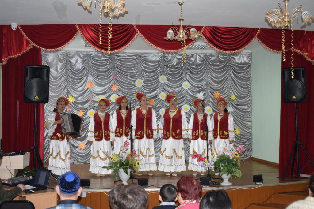 ансамбль Нур Тара Омская область Татары
