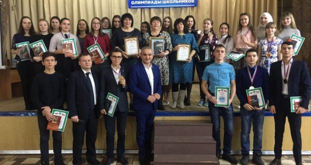 Ульяновскта татар теле буенча өлкә олимпиадасы җиңүчеләре билгеләнде